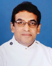 Rev. Viju Varkey George